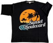 "T-Shirt ""Sunset Boulevard"""