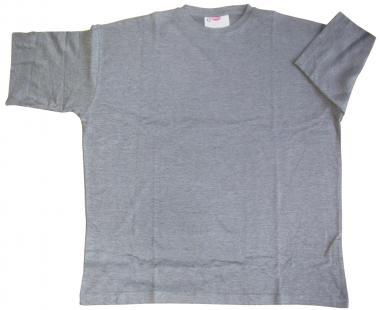 T-Shirt Basic graumelange