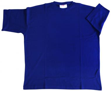 T-Shirt Basic royalblau