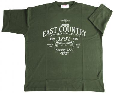 T-Shirt Kentucky armygreen 8xl