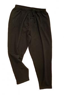 Jogginghose schwarz 12xl