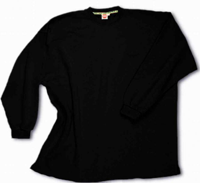 Kasten Sweatshirt schwarz 15xl