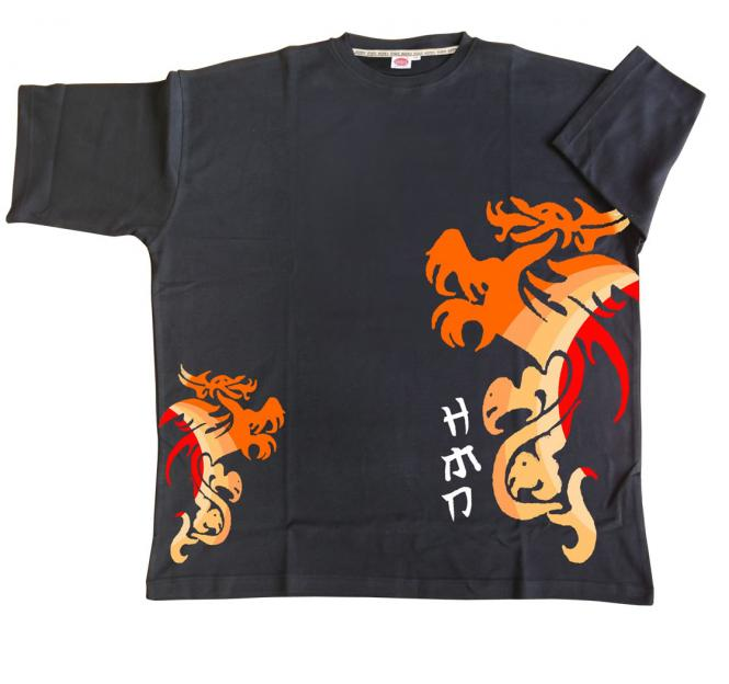 T-Shirt Dragon 7xl