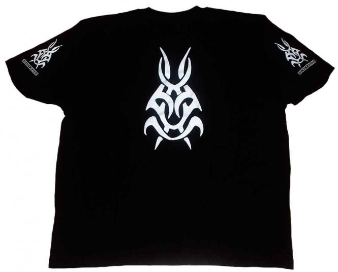 T-Shirt mit Tribal Motiv