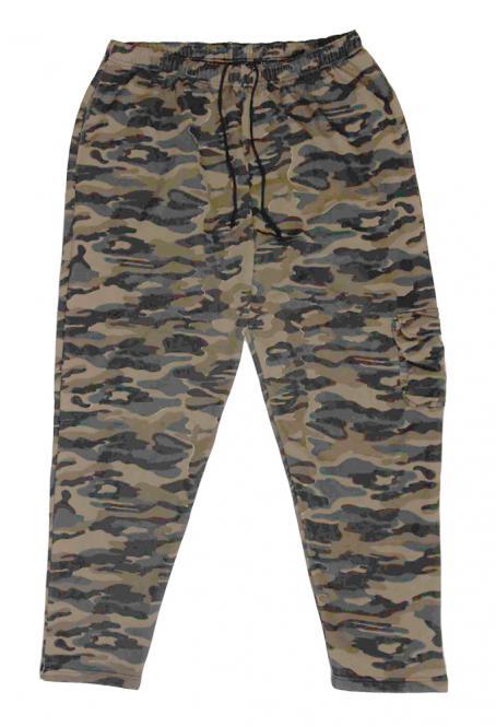 Jogginghose Camouflage