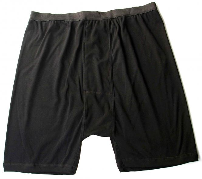 Boxerpant schwarz