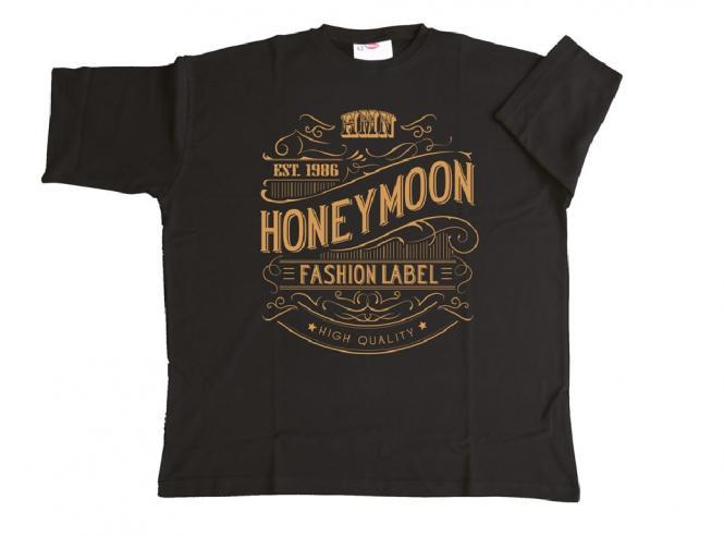 T-Shirt Casual-Blob